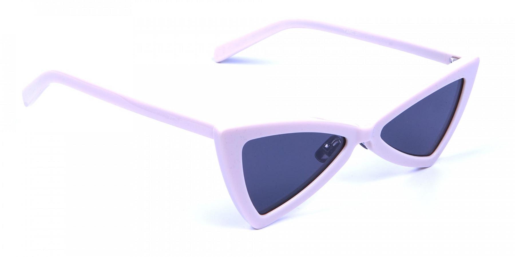 Cream White Frame - 1