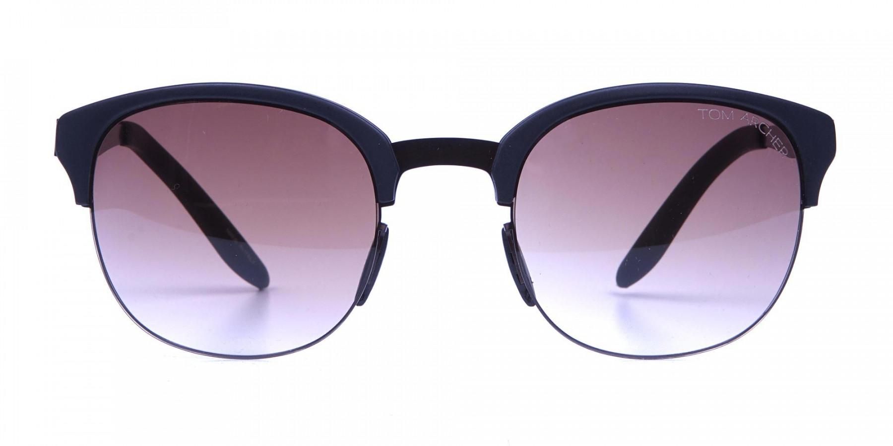 Brown Beauty Stylish Sunglasses -2