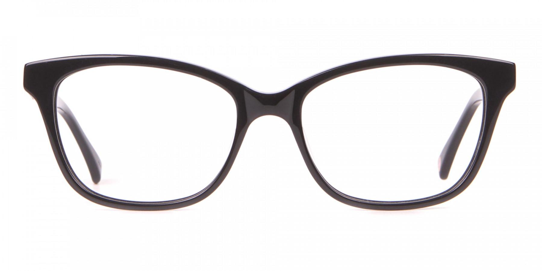 Ted Baker TB9124 SENNA Women's Black Cateye Glasses-1