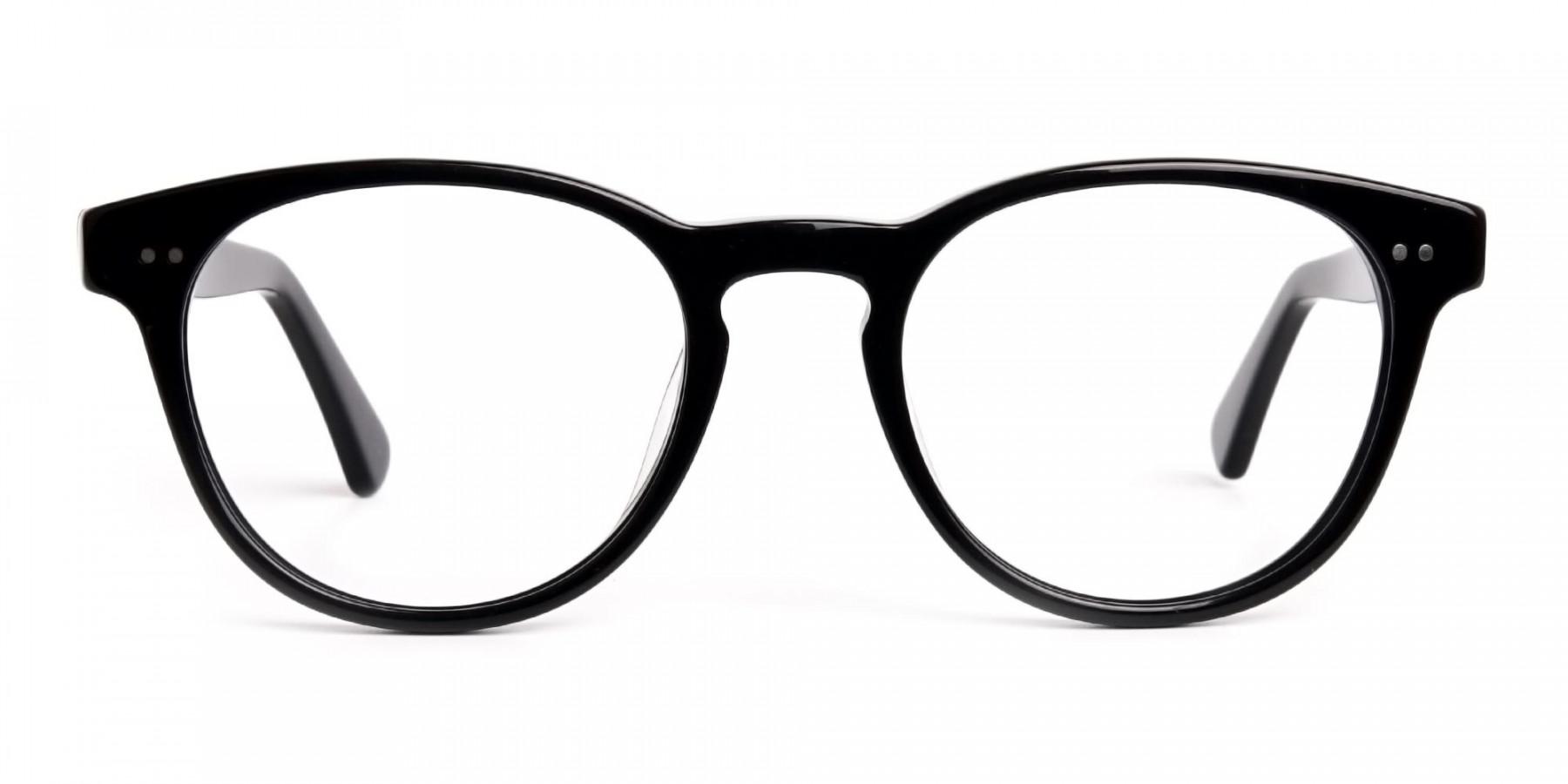 designer-or-trendy-black-full-rim-round-glasses-frames-1
