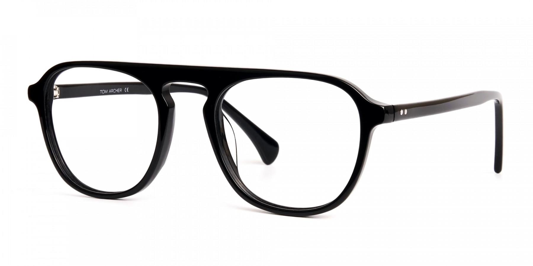 designer-black-aviator-wayfarer-full-rim-glasses-frames-1