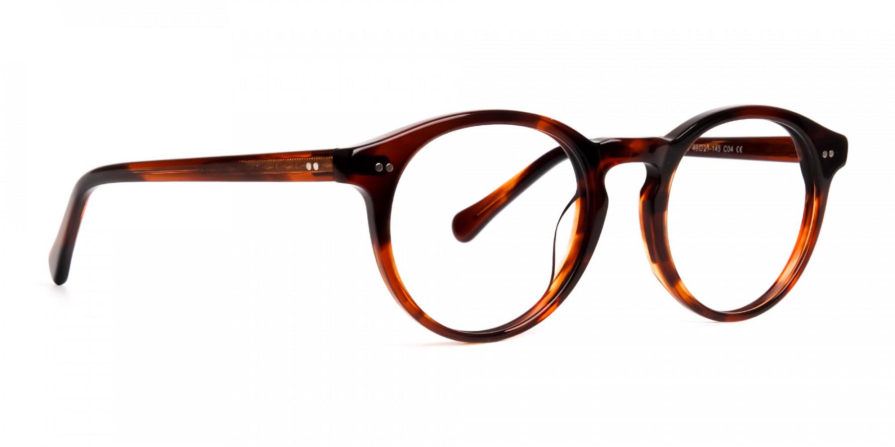 dark-marble-brown-full-rim- Tortoiseshell glasses-frames-1