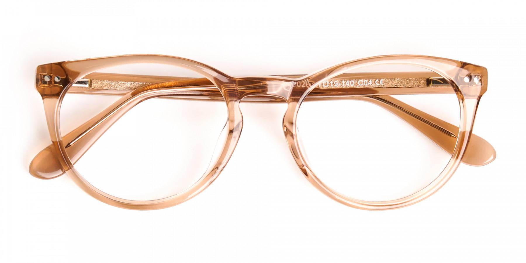transparent-brown-round-full-rim-glasses-frames-1