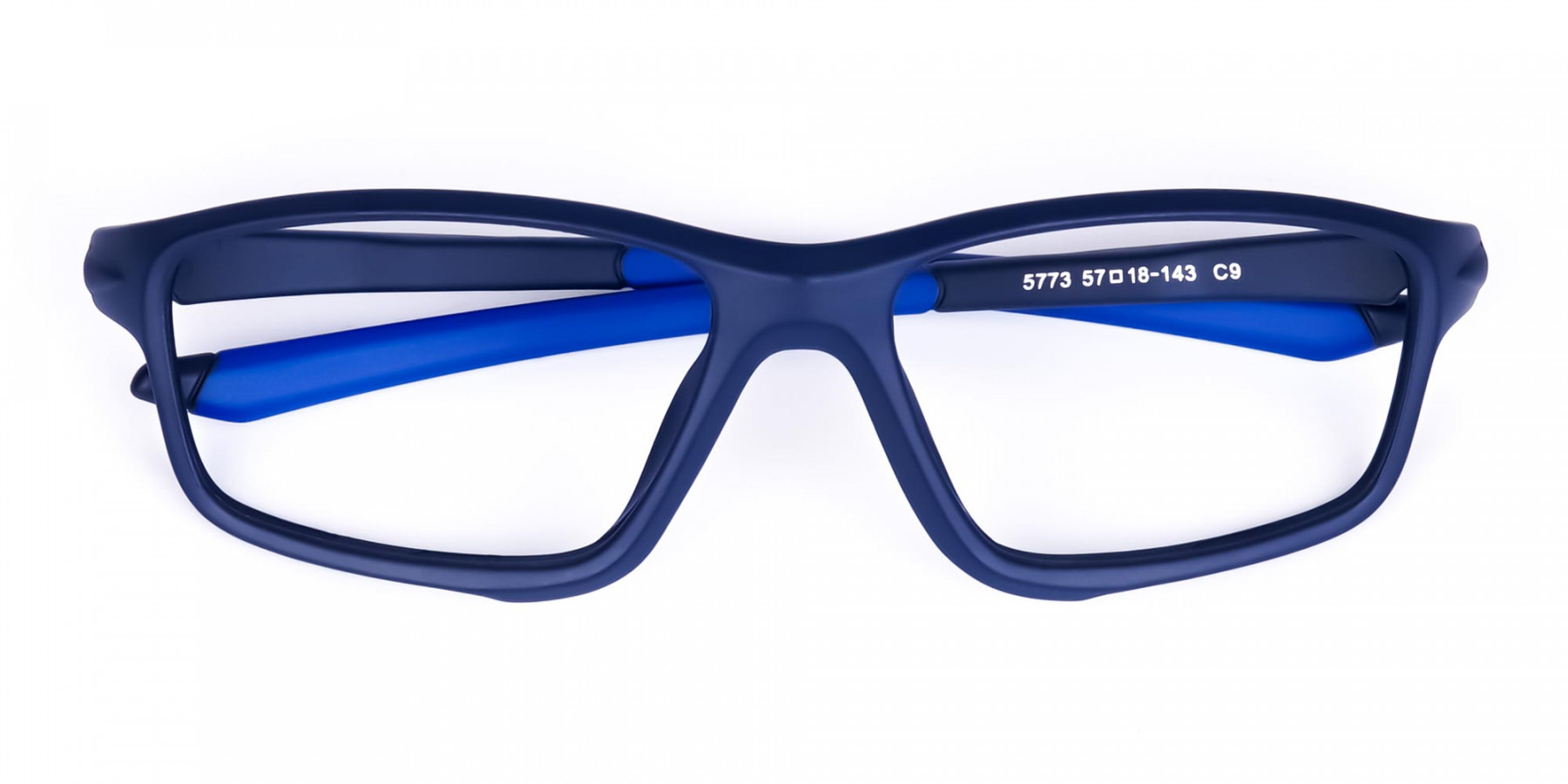 Clear Lens Cycling Glasses Frames -1