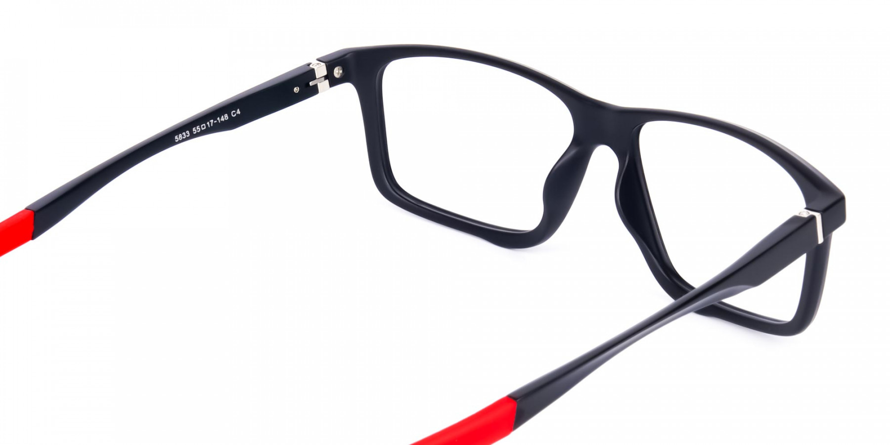 Black-and-Red-Sports-Glasses-in-Rectangle-Shape-1