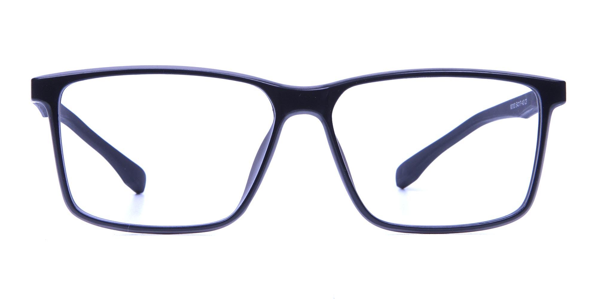 Black & Grey Glasses