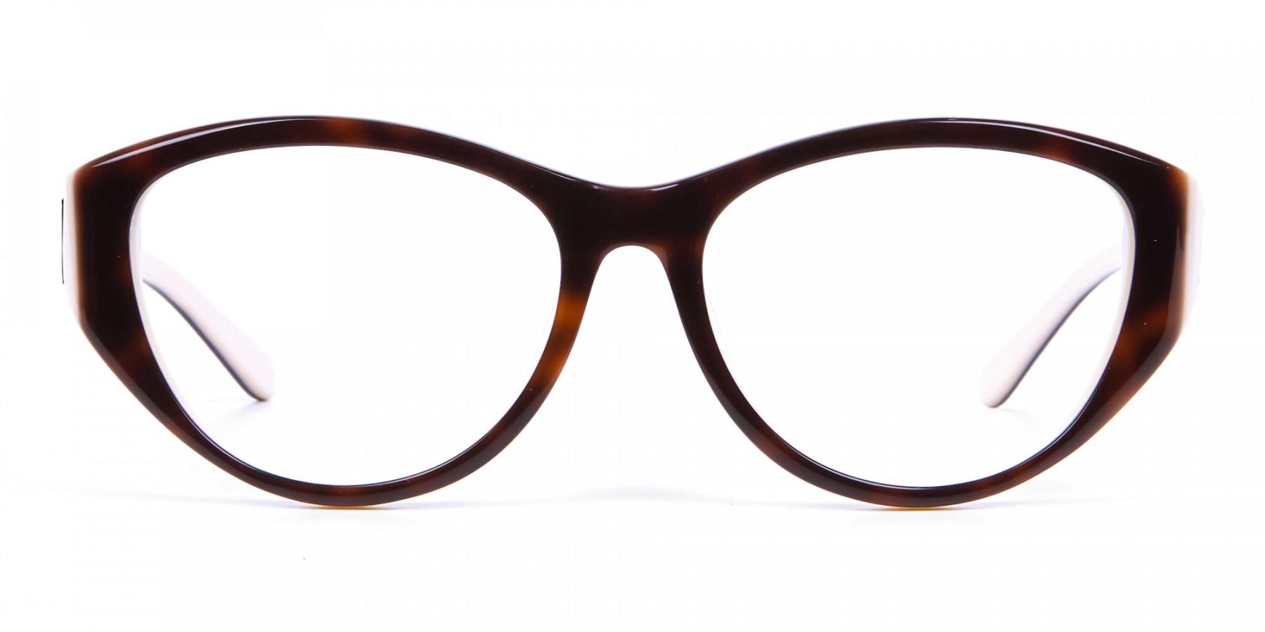 Woman's Tortoiseshell & Havana Glasses
