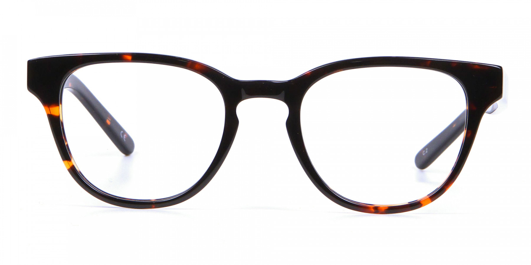 Black and Brown Glasses