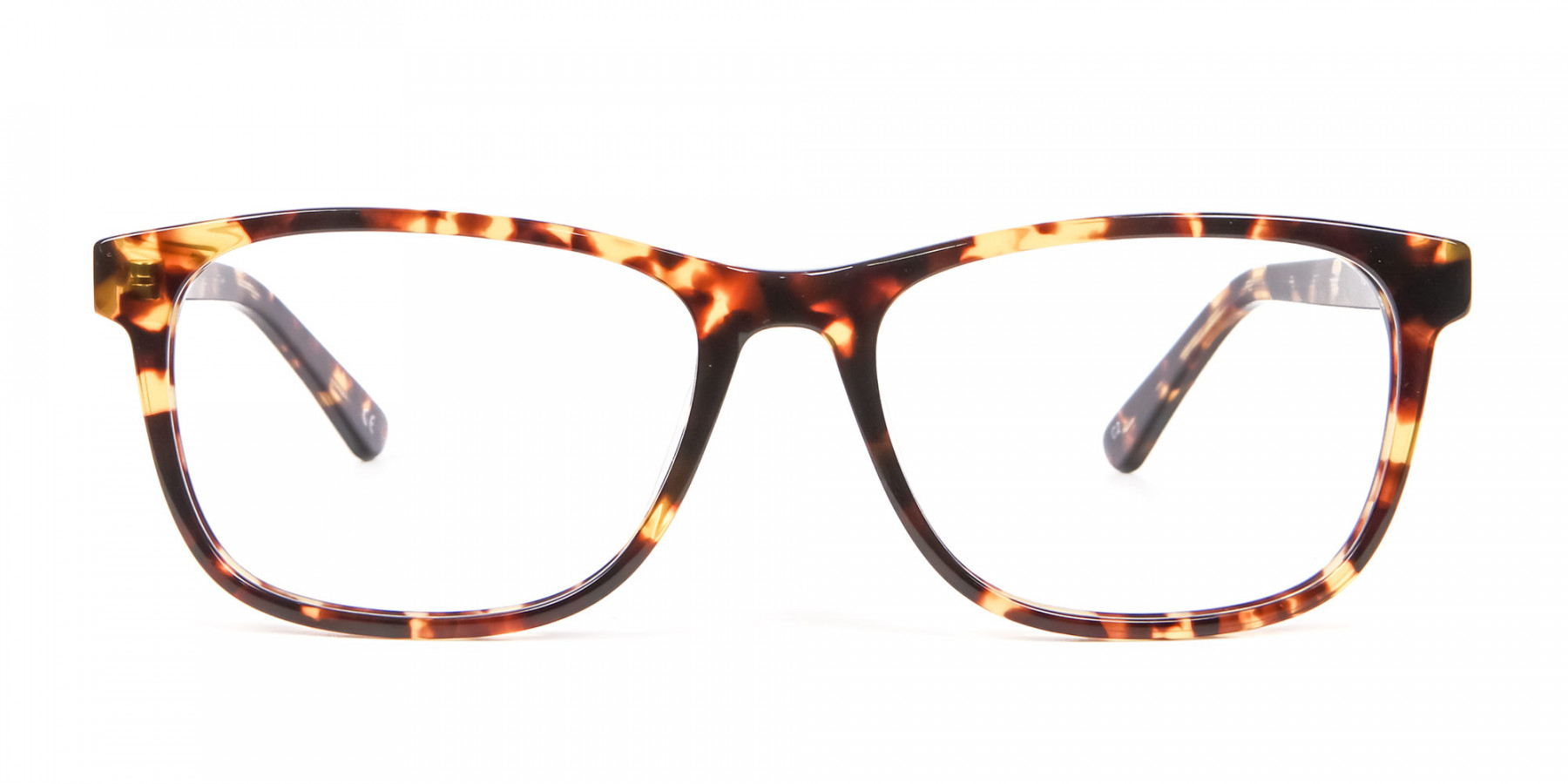 Glasses in the Tortoiseshell with New Chemistry