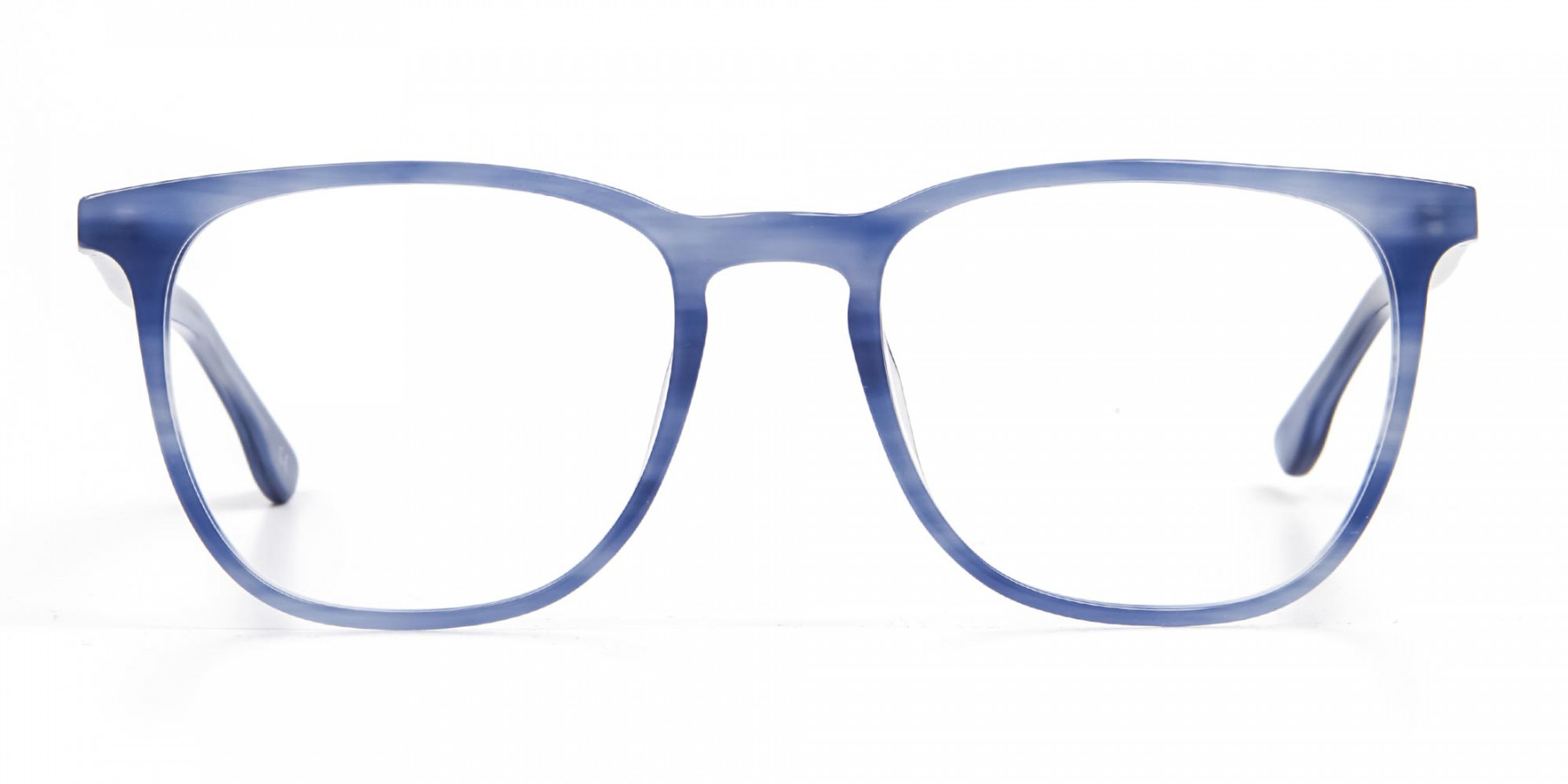 Fresh Blue Designer Glasses - 1