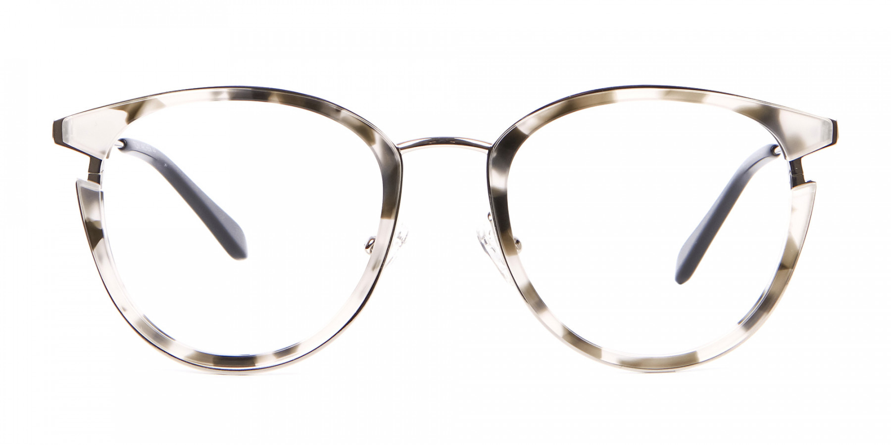 Marble Retro Round Frame with Comfy-1
