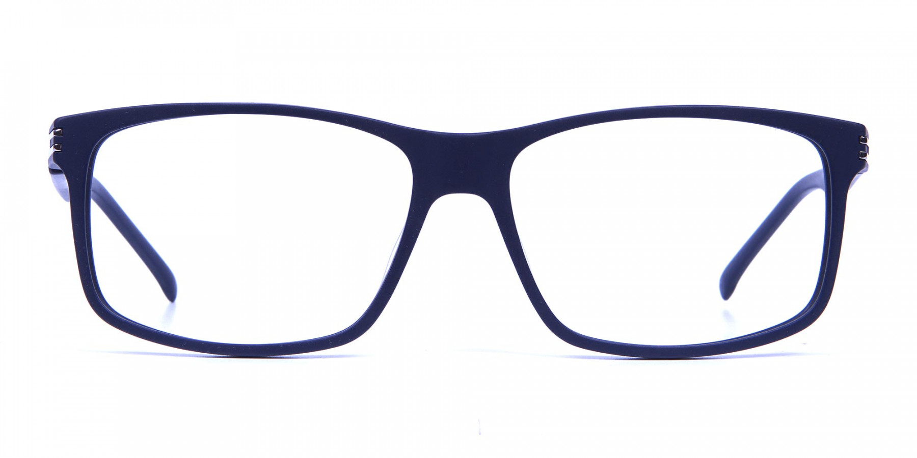 Light Weight Detail Crafted Glasses in Blue