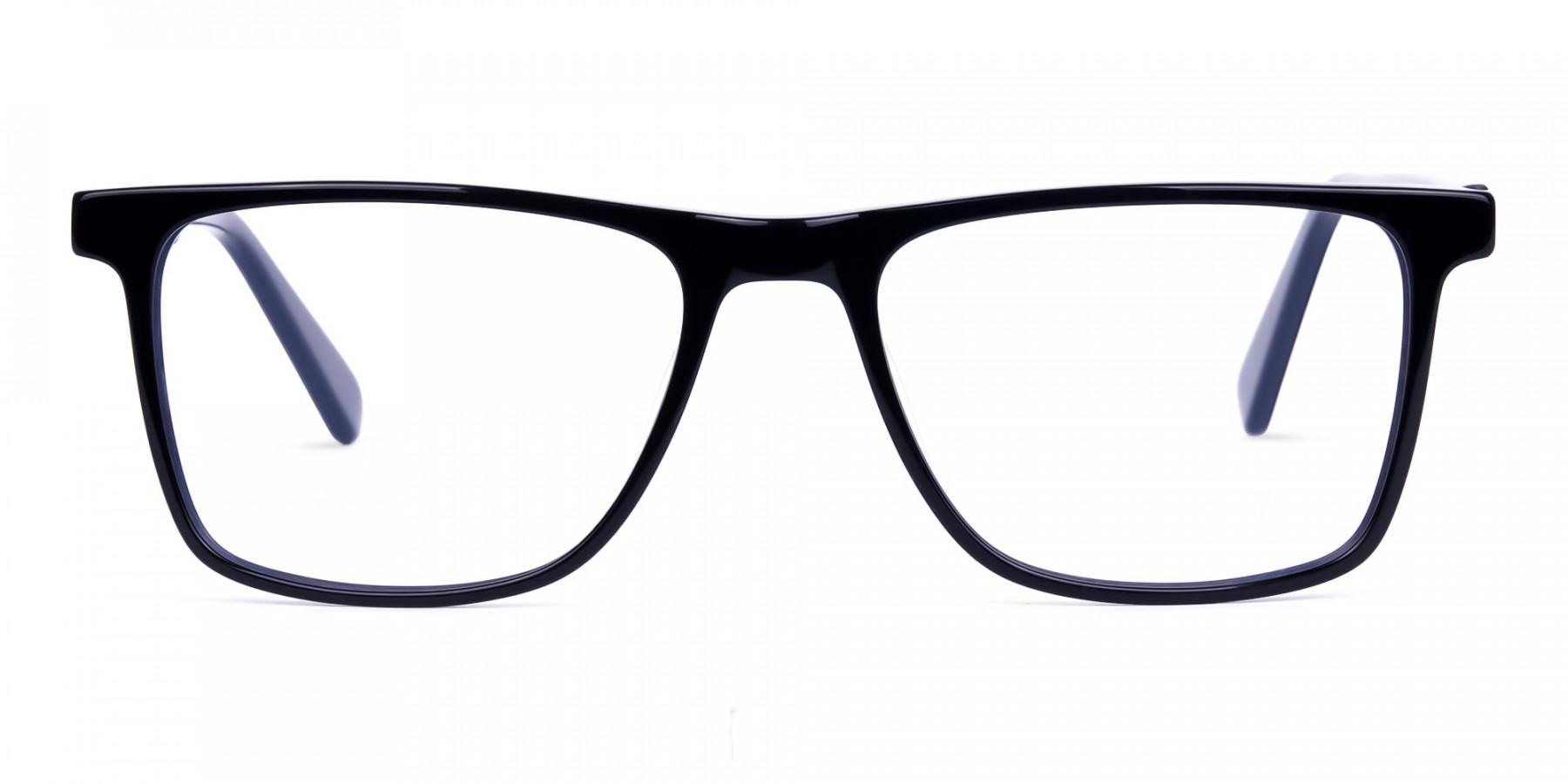 Black-Grey-Rimmed-Rectangular-Glasses-1