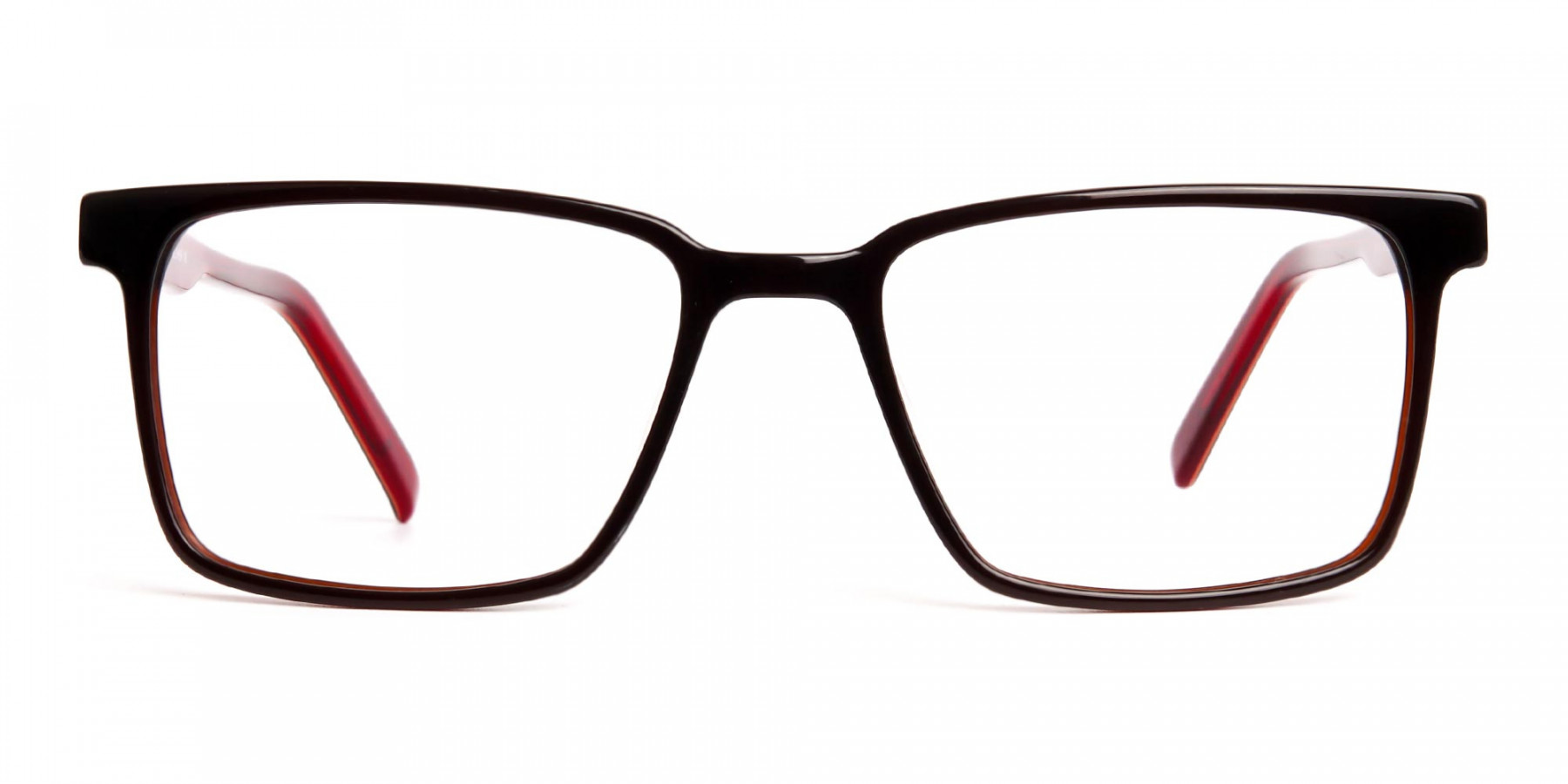 dark-brown-Rectangular-full-rim-Glasses-frames-1