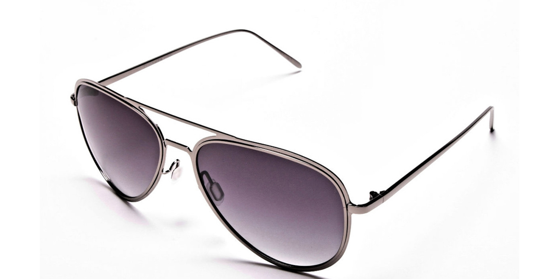 Grey Lens Sunglasses -2