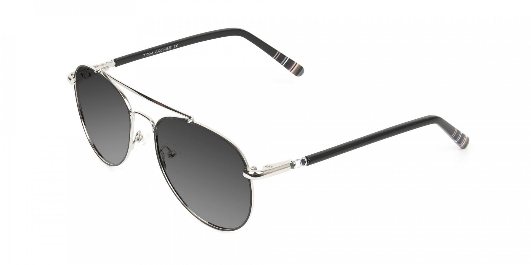 black-silver-fine-metal-grey-tinted-aviator-sunglasses-3