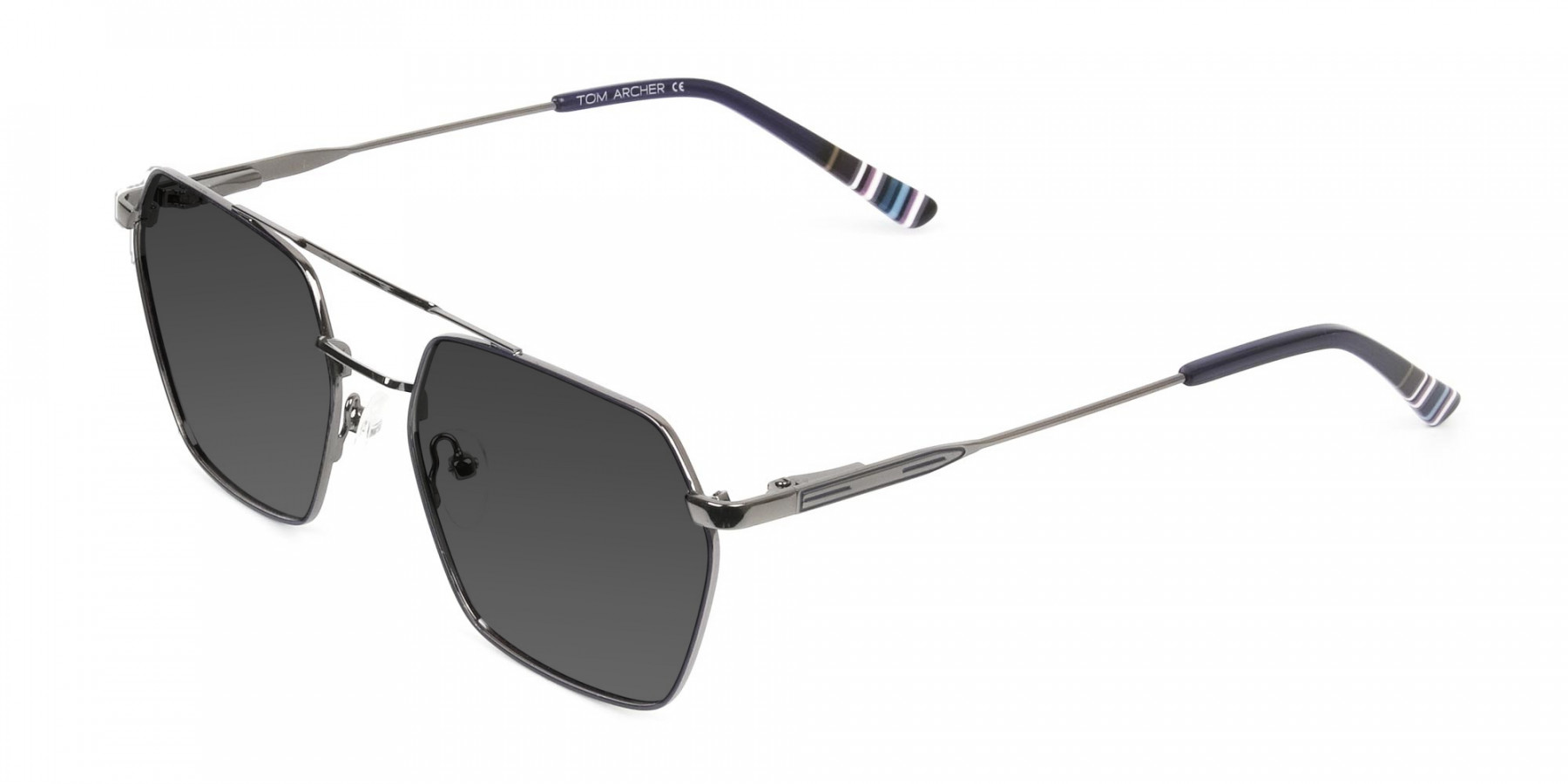 dark-navy-gunmetal-grey tinted-thin-frame-sunglasses-3