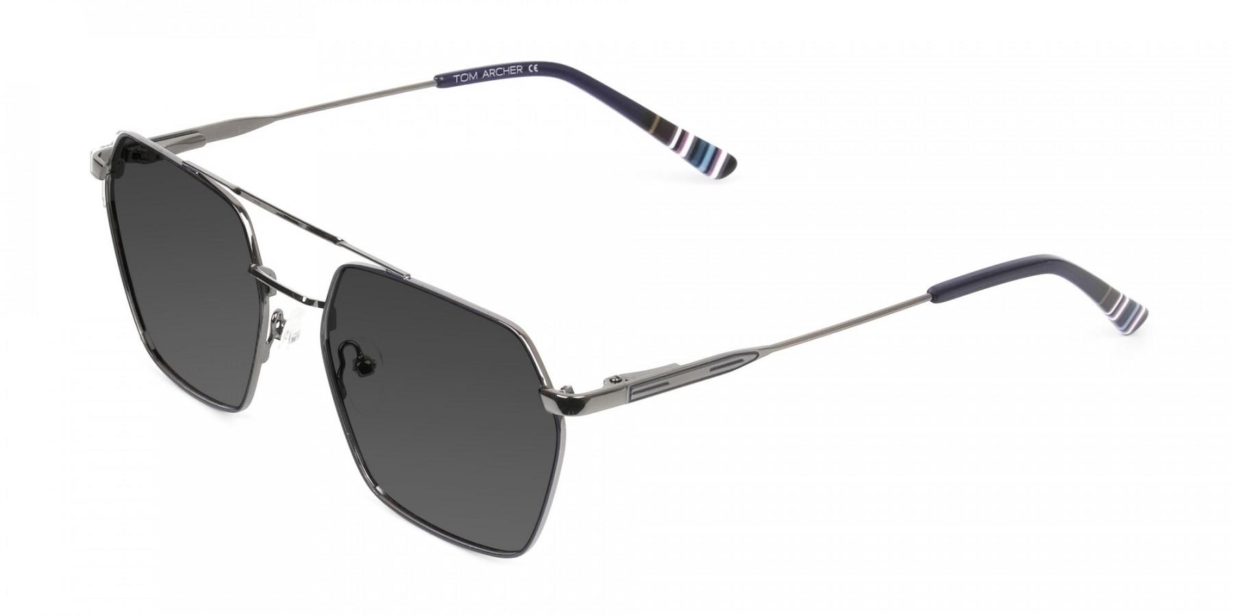 dark-navy-gunmetal-grey tinted-thin-frame-sunglasses-3