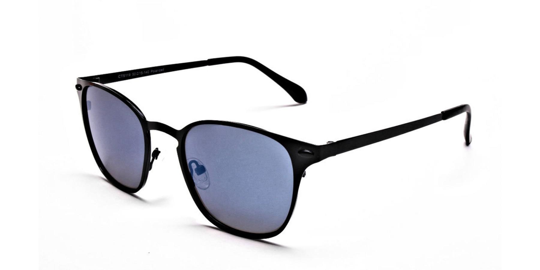 Blue Tinted Sunglasses -2