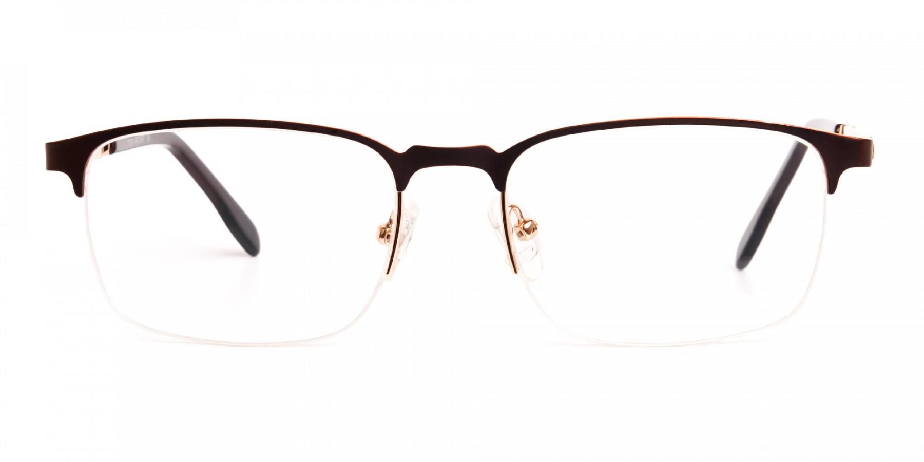 dark-brown-rectangular-half-rim-glasses-frames-1