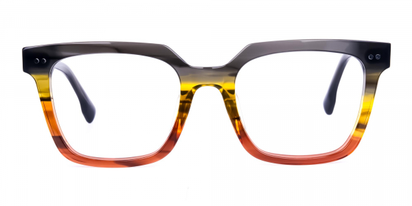 Multi coloured Metal Glasses Onli