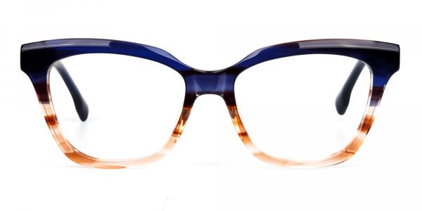 blue light blocking glasses cat eye