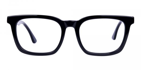 Black Wayfarer Glasses Frame