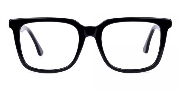 Black Wayfarer Prescription Glasses