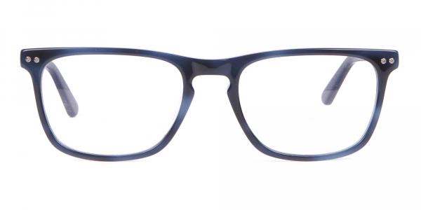 Calvin Klein CK18513 Rectangular Glasses in Tortoiseshell