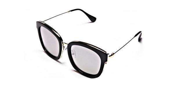 Black & Silver Sunny's