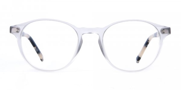 HACKETT Bespoke HEB218 Petite Round Glasses Transparent