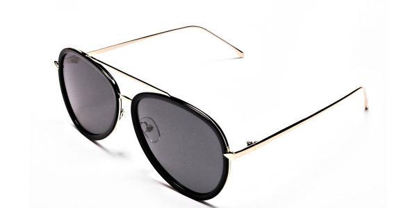 Ladies Aviator Sunglasses