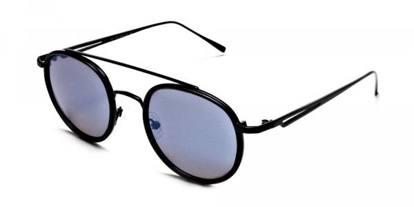 Classic Double Bridged Sunglasses