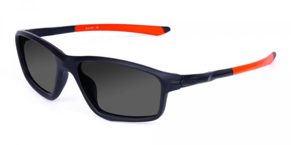 Grey Running Sunglasses