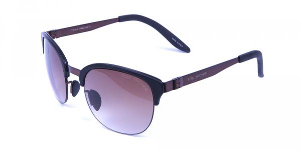 Brown Beauty Stylish Sunglasses