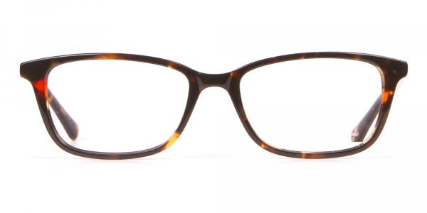Ted Baker TB9162 Lorie Women Tortoise Rectangular Glasses