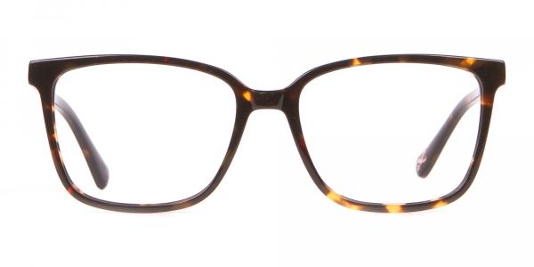Tad Baker TB9179 Women Tortoise Full Rim Wayfarer Glasses