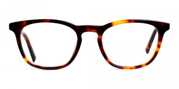 tortoise shell wayfarer full rim glasses frames
