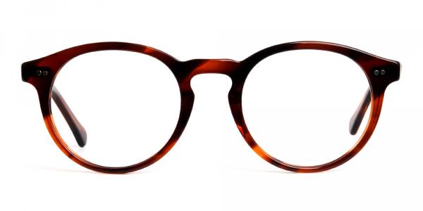 dark marble brown full rim  Tortoiseshell glasses frames