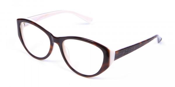 Woman's Tortoiseshell & Havana Glasses - 2