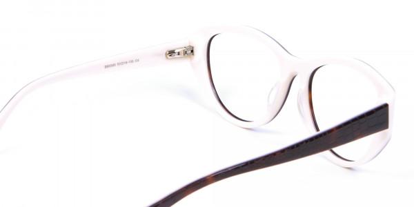 Woman's Tortoiseshell & Havana Glasses - 4