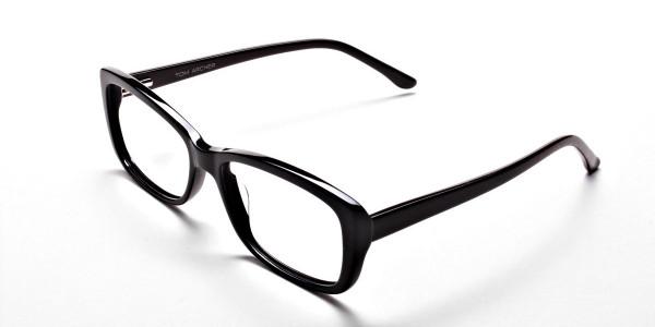 Black Glasses -2
