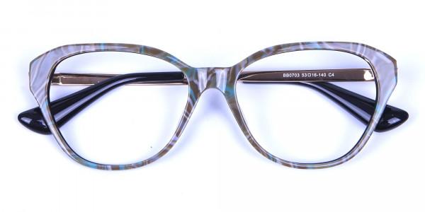 Jungle Green Glasses -5