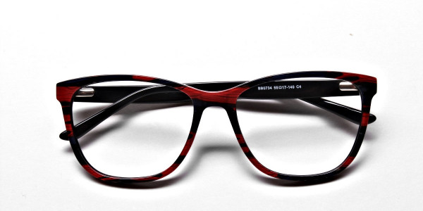 Retro Red and Black -5