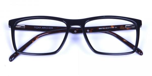 Black & Tortoiseshell Glasses - 5