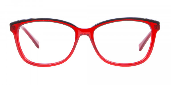 Funky Red Unisex Glasses Online UK-1