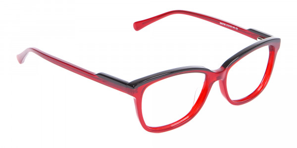 Funky Red Unisex Glasses Online UK-2