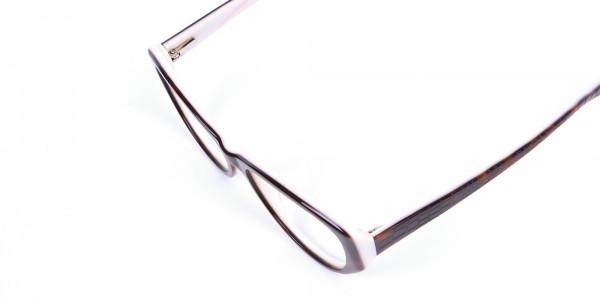 Woman's Tortoiseshell & Havana Glasses - 5