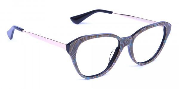 Jungle Green Glasses -1