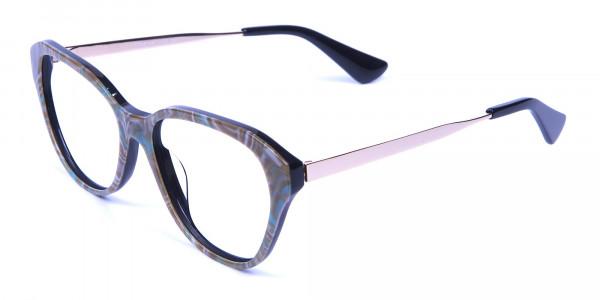 Jungle Green Glasses -2